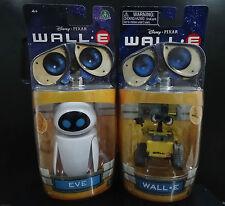"LOT OF 2 WALL . E EVE FIGURE 3""-4"" NEW #LD9"