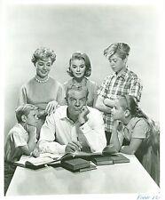 AHNA ANNA CAPRI TIMOTHY ROONEY ROOM FOR ONE LESS ORIGINAL 1962 ABC TV PHOTO