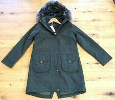 Barbour Ladies Lynn Luxury Waterproof Jacket Olive UK10 New - RRP £269 New Style