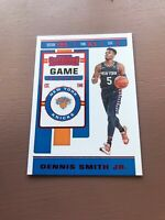 Dennis Smith Jr Red: 2019-20 Panini - Contenders Basketball