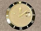 Rolex Watch Insert - Crystal hands and Black Bezel Insert for Submariner Genuine