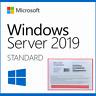 Windows Server 2019 Standard Activation License Key 64BIT Full Version (1 PC )