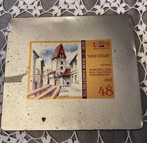 KOH-I-NOOR GIOCONDA Drawing Soft Pastel Chalk Pencils 8829 48 Colour Metal BOX