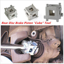 "Carbon Steel 4 Wheel Disc Brake Caliper Piston Rewind/Wind Back Cube Tool 3/8"""
