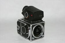 Kiev 88 Mittelformatkamera, mit TTL Prisma und 6x6 Rollfilmmagazin