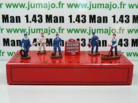 DT96E Voiture réédition HORNBY atlas : coffret 5 figurines Mécaniciens ESSO
