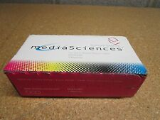Lot Of 5 Media Sciences MS8400M3 For Xerox Phaser 8400 Magenta Ink Cartridge New