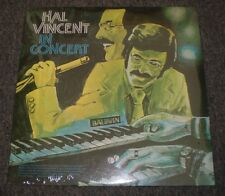 Hal Vincent In Concert~SEALED~RARE Private Baldwin Organ~FAST SHIPPING!!!