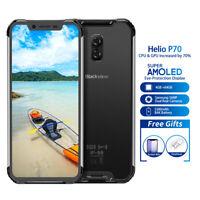 "6.21"" BV9600 4GB+64GB 5580mAh Rugged Android 9.0 IP68 IP69 Waterproof Smartphone"