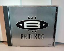 Janet Jackson & Blackstreet REMIXES PROMO CD - Girlfriend / Boyfriend (4 TRACK)