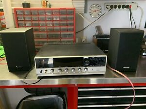 Sansui 800 receiver