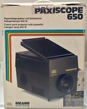 Braun Paxiscope 650 Projector  [Made In Germany]