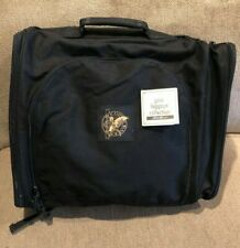 NEW EDDIE BAUER Back Pack OVERNIGHTER Gear Luggage Coll Black Older Style NWT