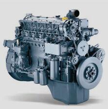 Deutz Diesel Engines 1012 1013 E BF4M BFM  BF6M Shop Service Repair Manual CD