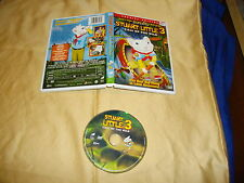 Stuart Little 3: Call of the Wild (DVD, 2006, Special Edition) region 1 canadian