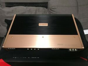 Bevalor IF800s 4ch Amplifier