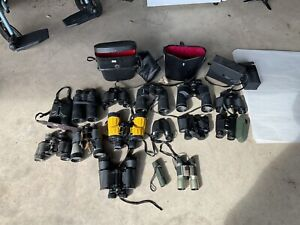 Job Lot 15 Binoculars House Clearance