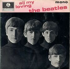 "The Beatles - All My Loving (7"", EP, Mono)"