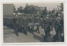 Luftwaffe Soldaten Marschieren Kampfgeschwader KG 50-KG 40 Offizier (S309)