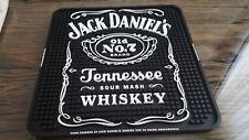 Jack Daniels Whiskey Barmatte, Matte, Abtropfmatte schwarz Neu Ovp