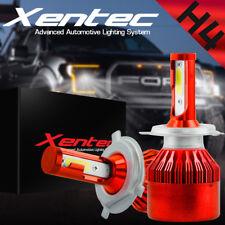 XENTEC LED HID Headlight Conversion kit H4 9003 6000K for 2003-2005 Honda Pilot