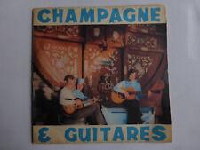les guitares de l'empire-deux chevaux dans le soleil-45 tours