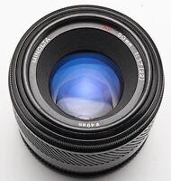 Minolta AF 50mm 50 mm Lens 1.7 1:1.7 (22) für Dynax Sony a mount