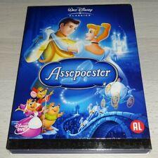 DVD Assepoester Cinderella Walt Disney Classics 2 disc speciale uitvoering