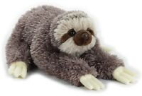 NATIONAL GEOGRAPHIC SLOTH PLUSH SOFT TOY 28CM STUFFED ANIMAL - BNWT
