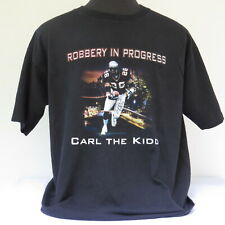 BC Lions (CFL) T-shirt - Carl Kidd Signature Shirt - Autographed - Men's XL !!