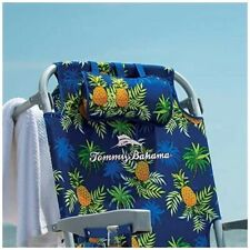 Tommy Bahama Backpack Pineapple Cooler Beach Chair With Pouch Brand New 2020