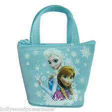 Blue Disney frozen Elsa mini coin purse wallet change bag party favor gifts toy