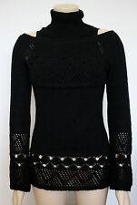 TUA NUA Twinset Pullover Pulli Top Bolero Jacke It. Gr. L S 34 36 Italy