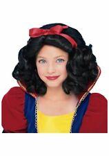 Storybook Princess Snow White Wig Child