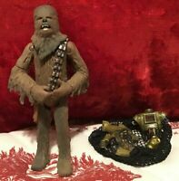 2001 Hasbro Star Wars Chewbacca C3PO Combo Set Near Complete
