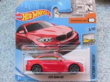 Hot Wheels 2018 #254/365 2016 BMW M2 red Factory fresh New Casting 2018