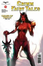 Zenescope GRIMM FAIRY TALES Volume #2 Issue #11 Cover C Marc Rosete Worldwide