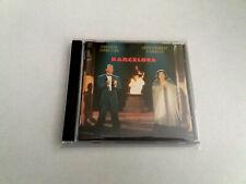 "FREDDIE MERCURY MONTSERRAT CABALLE ""BARCELONA"" CD 8 TRACKS COMO NUEVO"