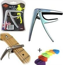 Rotosound Trigger Change CAPO Electric Acoutsic NEW + 6 PLECTRUMS - AC01
