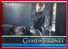 GAME OF THRONES - Season 6 - Card #28 - THE WINDS OF WINTER A - Rittenhouse 2017