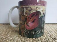 Pro Football Hall of Fame Coffee mug Canton Ohio