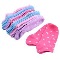 10 Paar Baumwoll Füßlinge Kurz Ankle Socken Damen Herz Süße Socks Sneaker Sommer