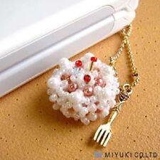 MiyukI No. 24 BIRTHDAY CAKE Sweet Charm Beading Kit