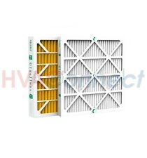 20x20x2 Glasfloss High Efficiency Merv 10 Pleated Furnace Filters - 6 Pack