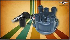 Distributor Cap and Rotor Pack to suit Toyota Hilux 22R, 08/92 ON, CLIP-ON