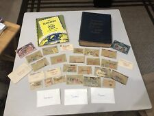 Huge Worldwide Stamp Collection!! 2 Books And Many Many More Loose!!