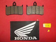 27-128 Honda Front Brake Pads 02-07 CB 900 98-05 VTR 1000 SUPERHAWK 187