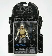 Hasbro Star Wars The Black Serie Skywalker Luke 3.75 Figura #02