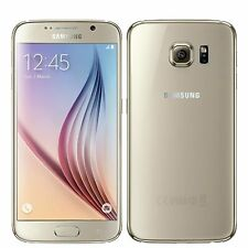 Samsung Galaxy S6 DUOS SM-G920FD GOLD-PLATINUM 32GB DUAL SIM ORIGINALE!