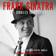 FRANK SINATRA - SINGLES COLLECTION  3 CD NEW+